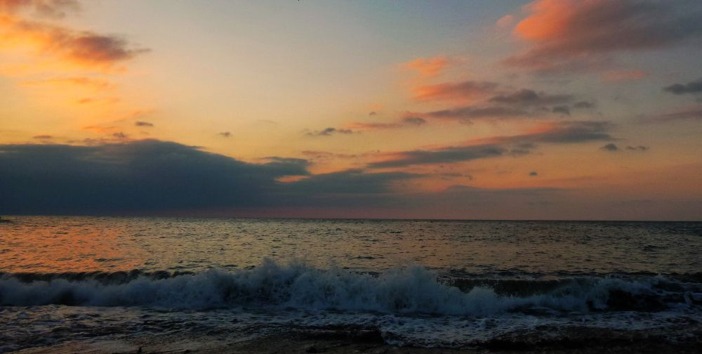 Photo in Sea and Sand #sunsets #wales