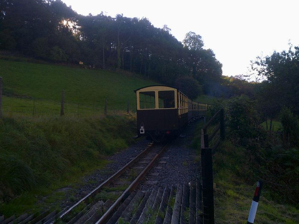 Photo in Landscape #trains #railways #railroads #wales