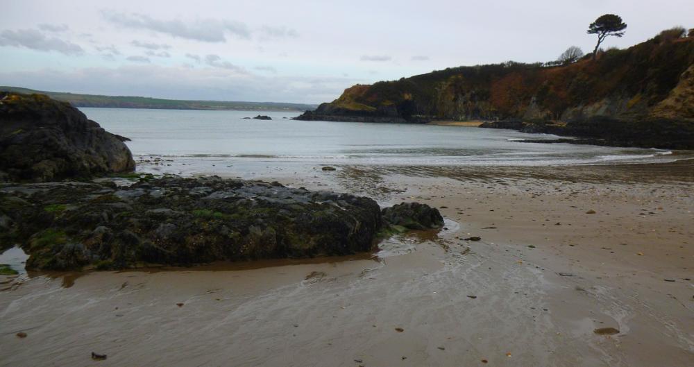 Photo in Sea and Sand #wales #pembrokeshire #sea