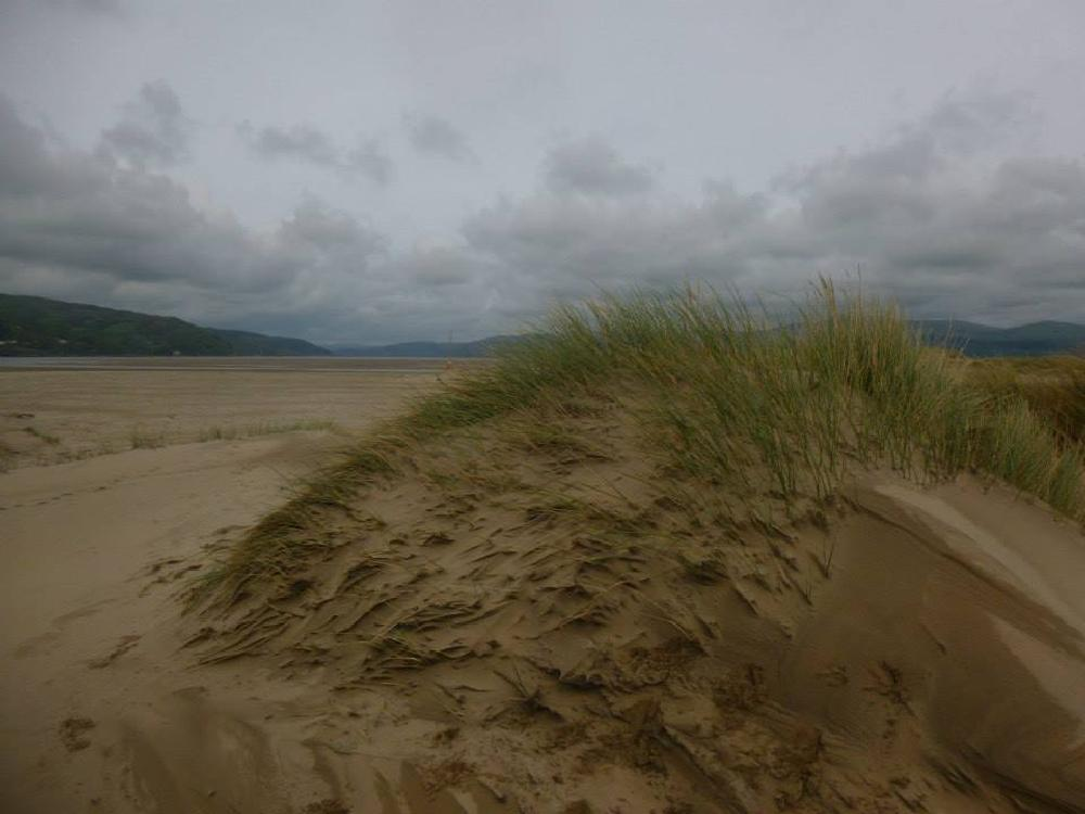 Photo in Sea and Sand #sea #wales #ceredigion