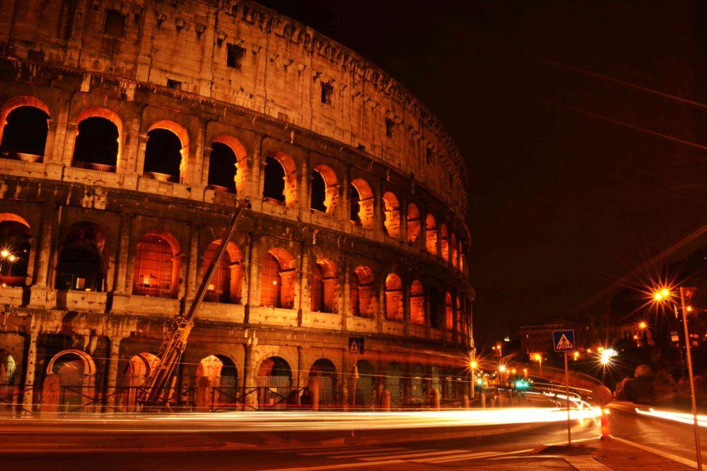 Photo in Architecture #rome #italy #architecture #beautiful #travel #colosseum