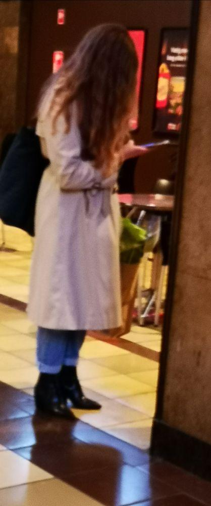 Photo in People #legs #secret #girl #woman