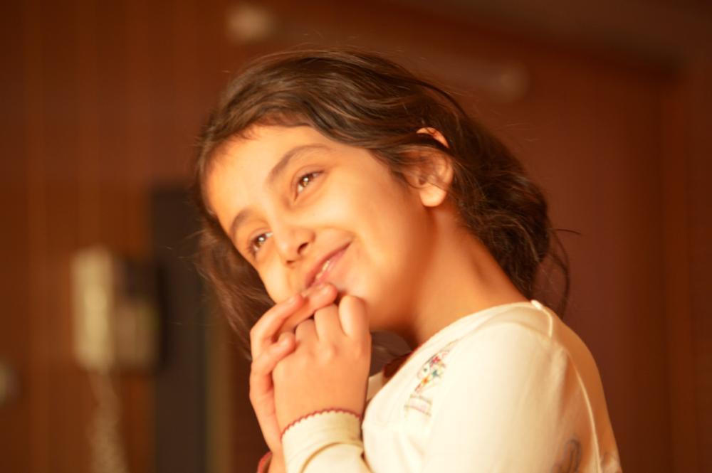 Photo in Family #girl #smile