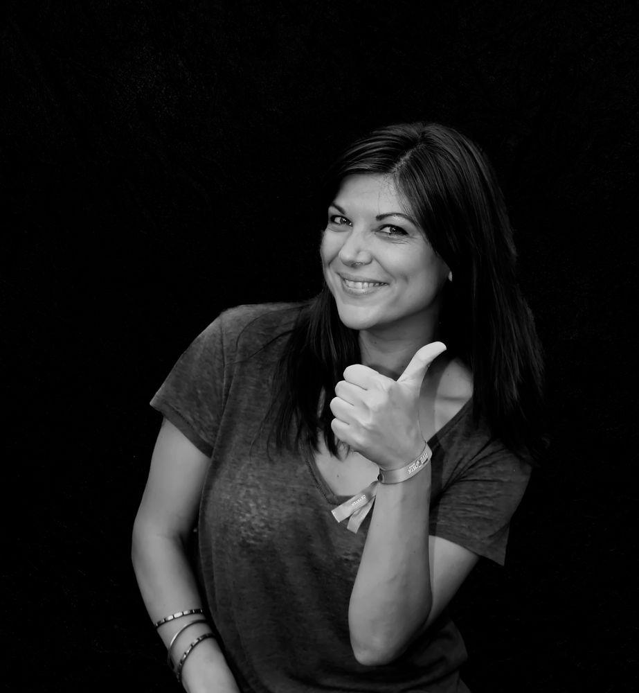 Photo in Portrait #woman #lady #portrait #black & white