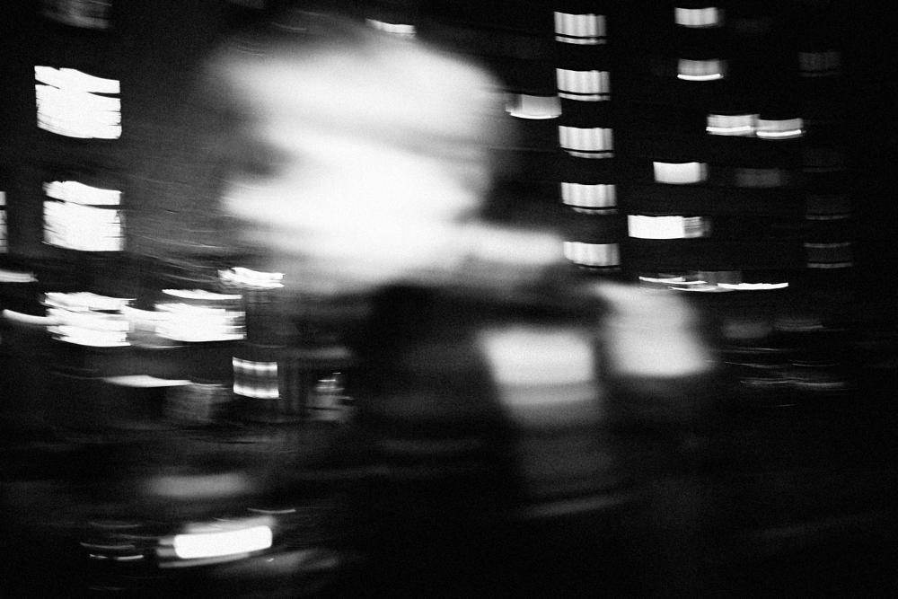 Photo in Street Photography #street photography #oslo #norway #scandinavia #night #city life #urban #people #bw #bl #bl/w #b/w #black and white #children #child #youpicfb