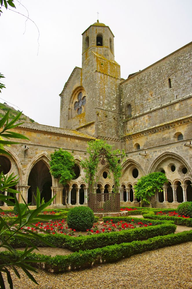 Photo in Landscape #abbey #languedoc #france #heritage
