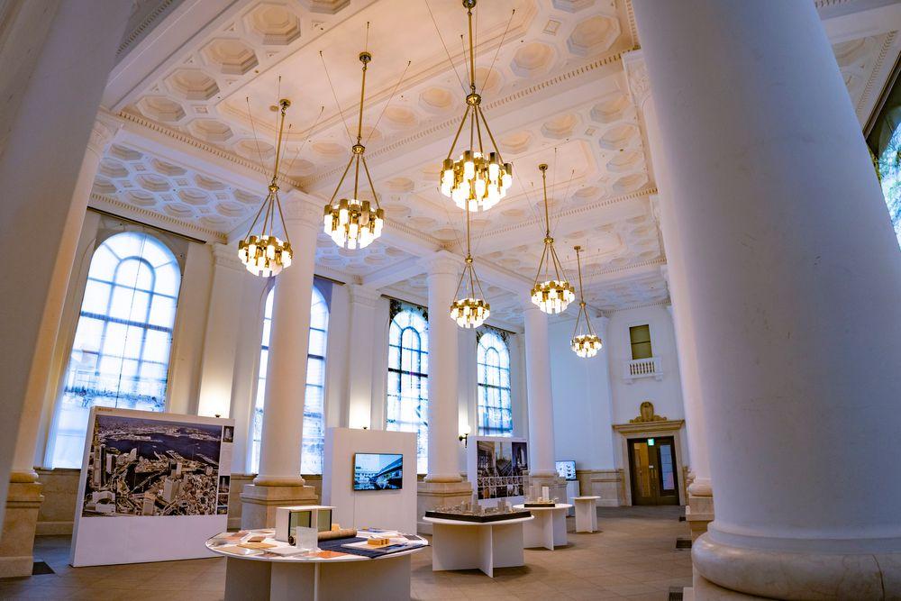 Photo in Architecture #design #art #bank #pritzker prize designer