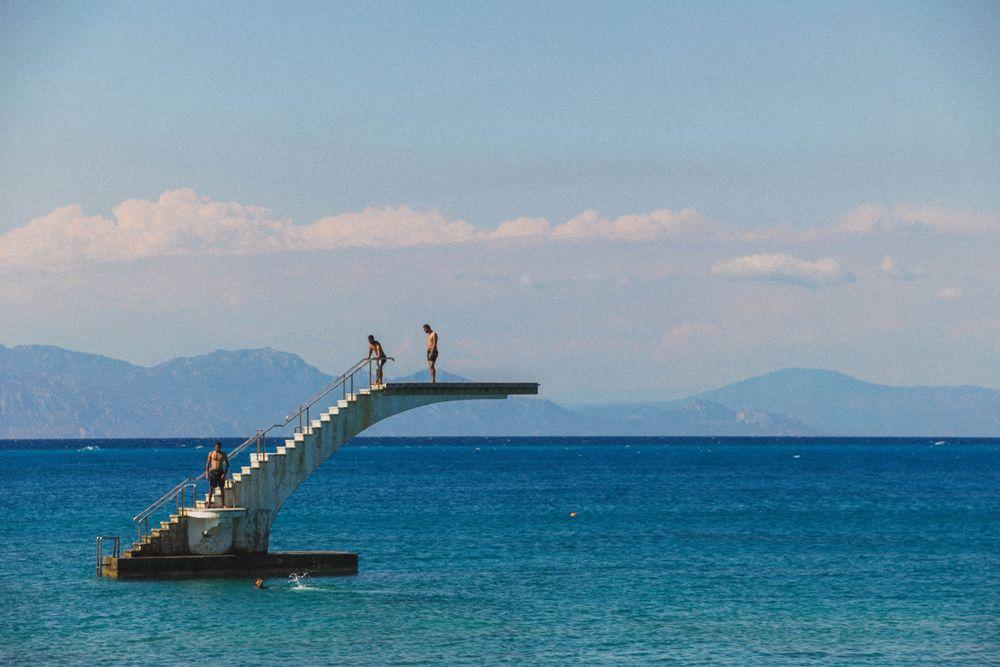 Photo in Random #greece #greeksummer #summer #sea #vintage #rhodes #greekisland