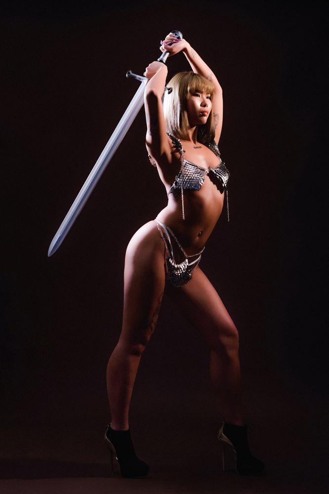 Photo in Random #woman #art #cosplay sexy #sexy #fashion #girl