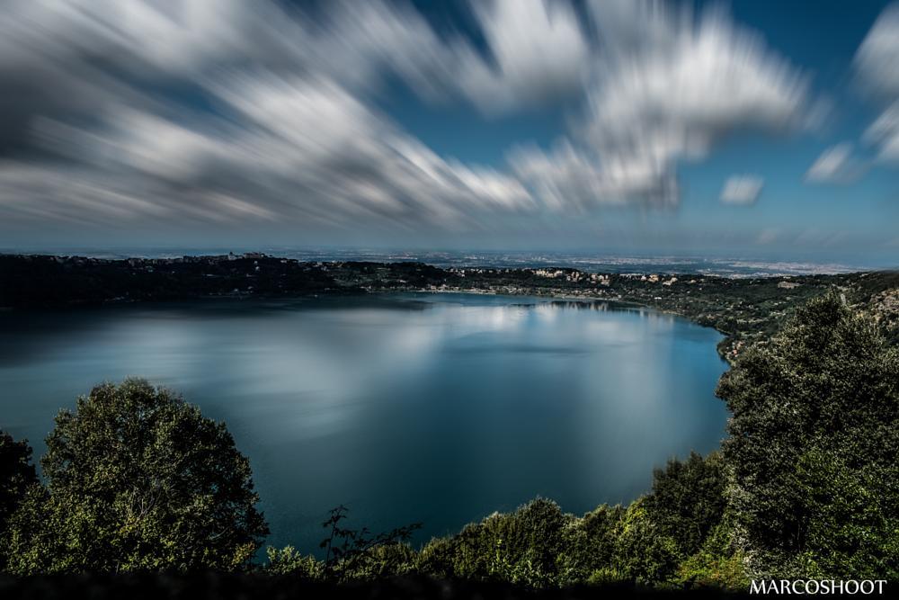 Photo in Landscape #castelgandolfo #movement #marcoshoots