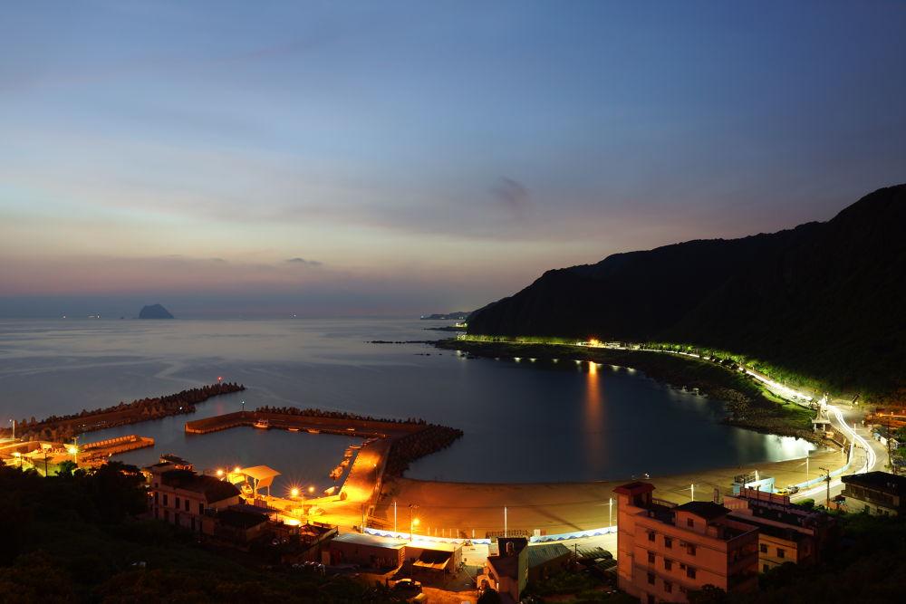 Photo in Landscape #port #landscape #sun #sunrise