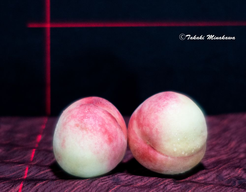 Photo in Food #food #fruit #peach
