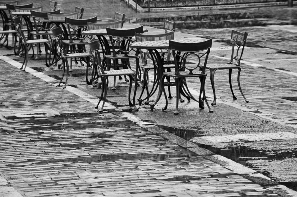 Photo in Random #black and white rain japan