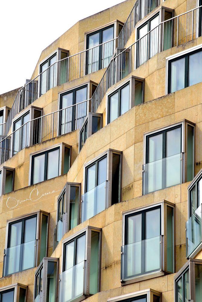 Photo in Architecture #berlin #architecture #patterns #rithm