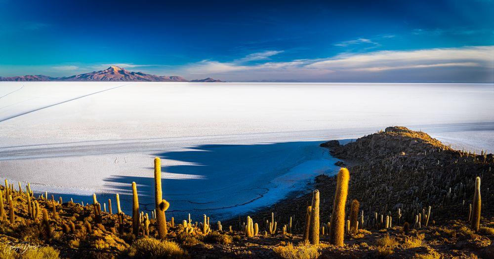 Photo in Landscape #nature #landscape #saltflat #bolivia
