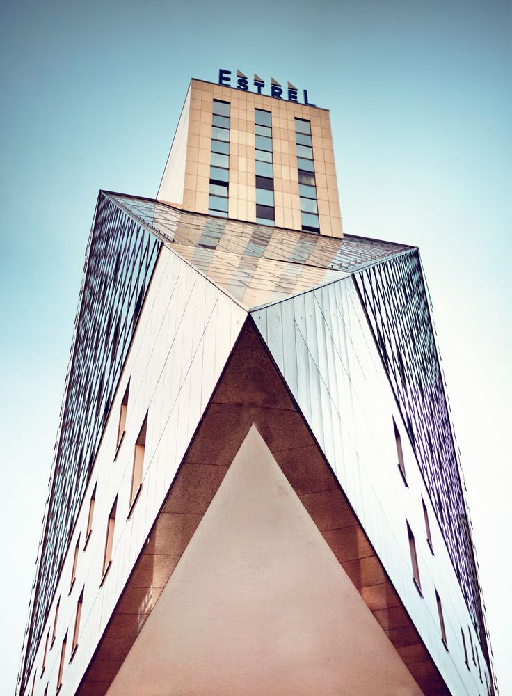 Photo in Architecture #berlin #hotel #moiree