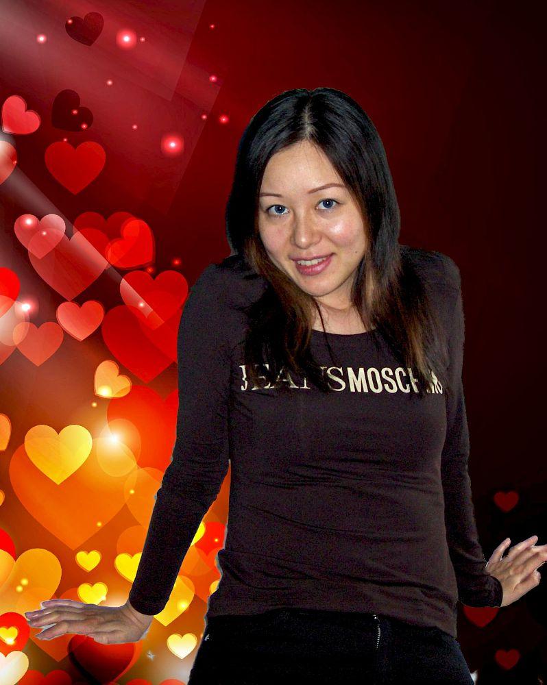 Photo in Portrait #asian #girl #model #brunnette