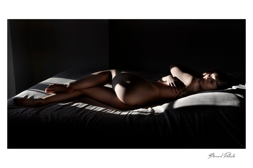 Photo in Nude with model Lucie P  #nude #nude art #glamour