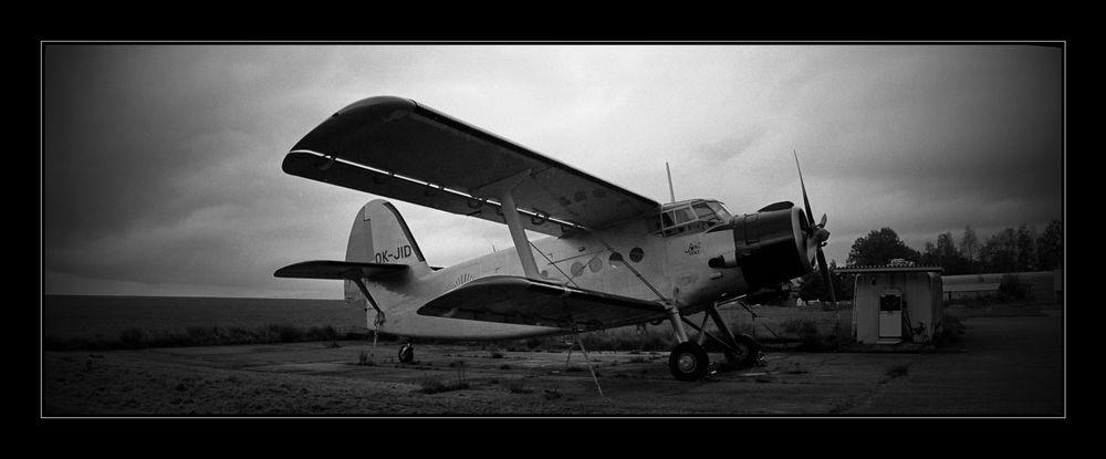 Photo in Industrial #xpan plane trix