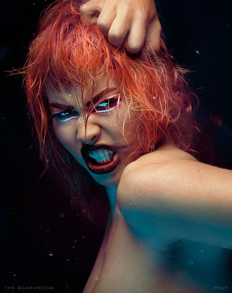 Photo in Portrait with model Natasha Lawer
