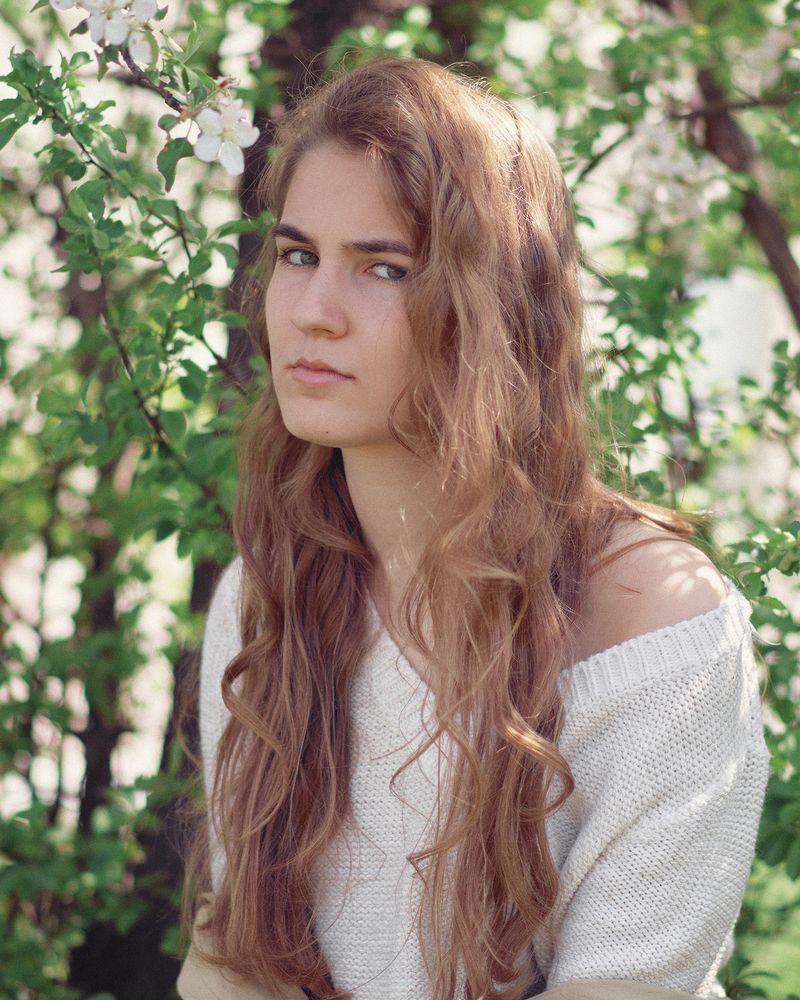 Photo in Portrait #model #instagram #portrait #nikon #face #female #beautiful