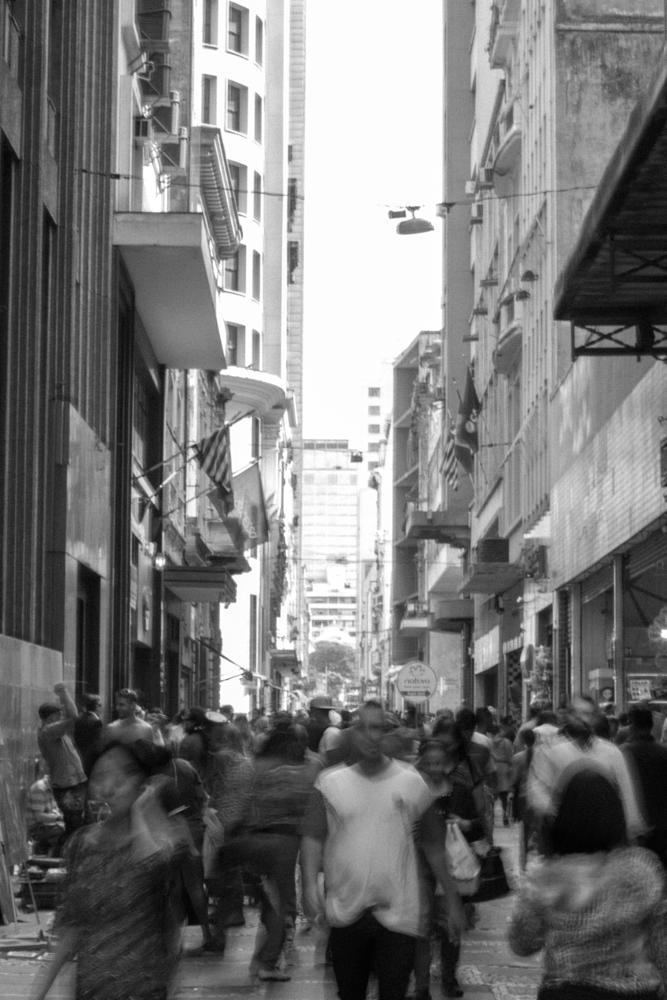 Photo in Urban #sp #brazil #downtown #saopaulo #sao paulo #people #urban #street