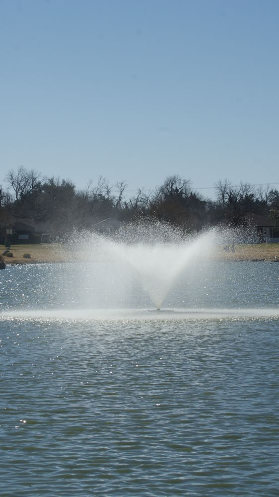 Photo in Cityscape #midland #texas #parks #fountains #art #museum