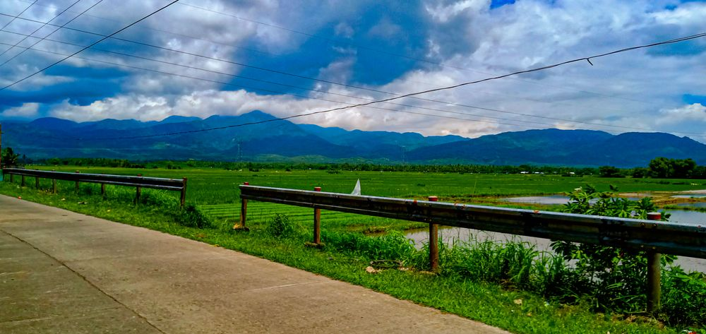 Photo in Nature #road view #home #nature #mountains