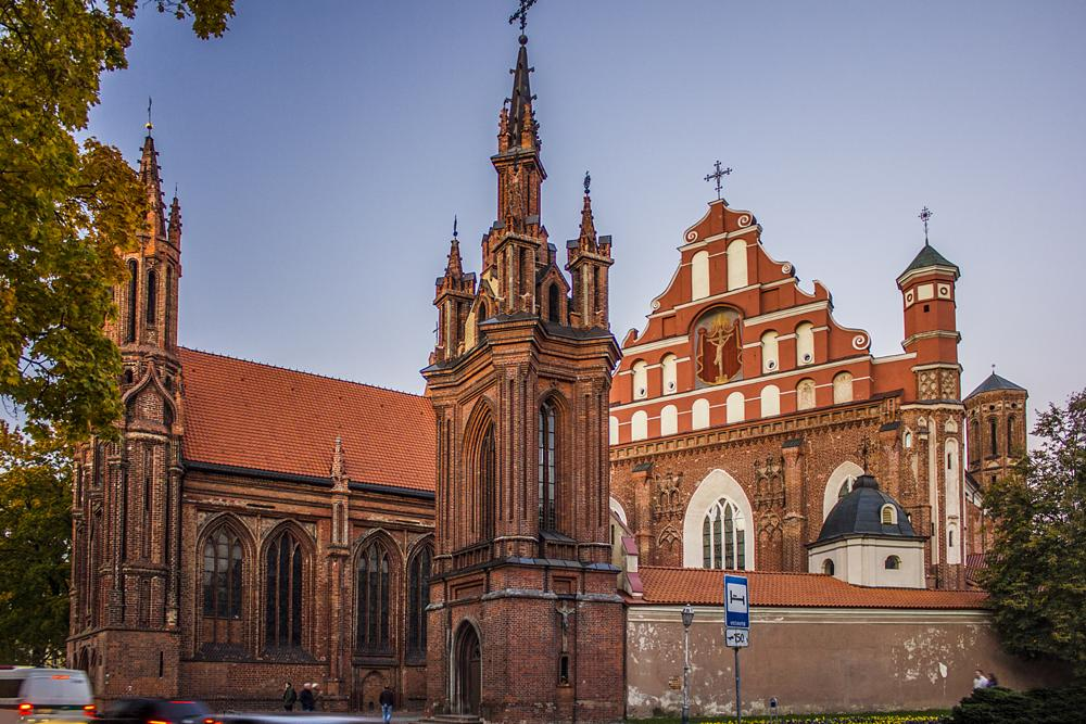 Photo in Architecture #cathedral #gothic #autumn