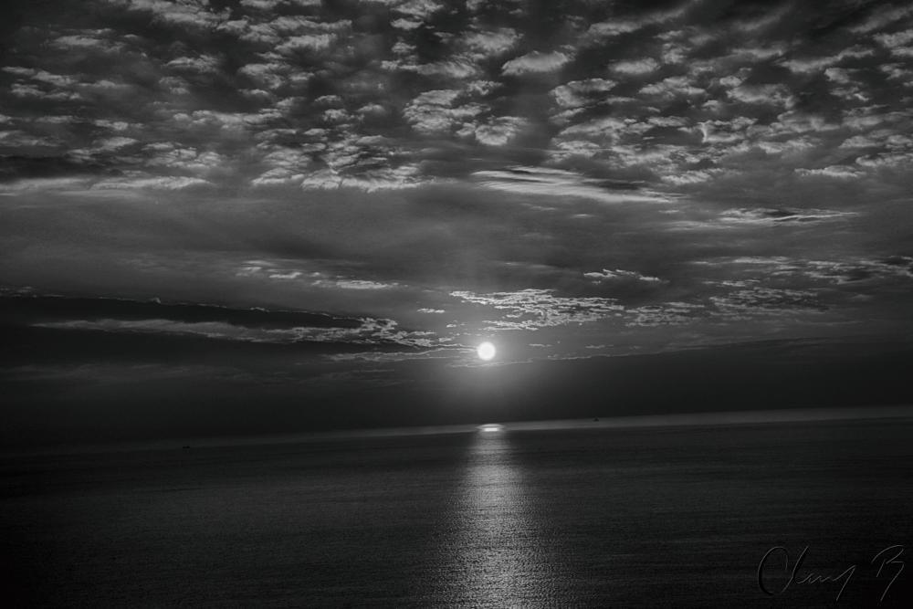 Photo in Black and White #izmir