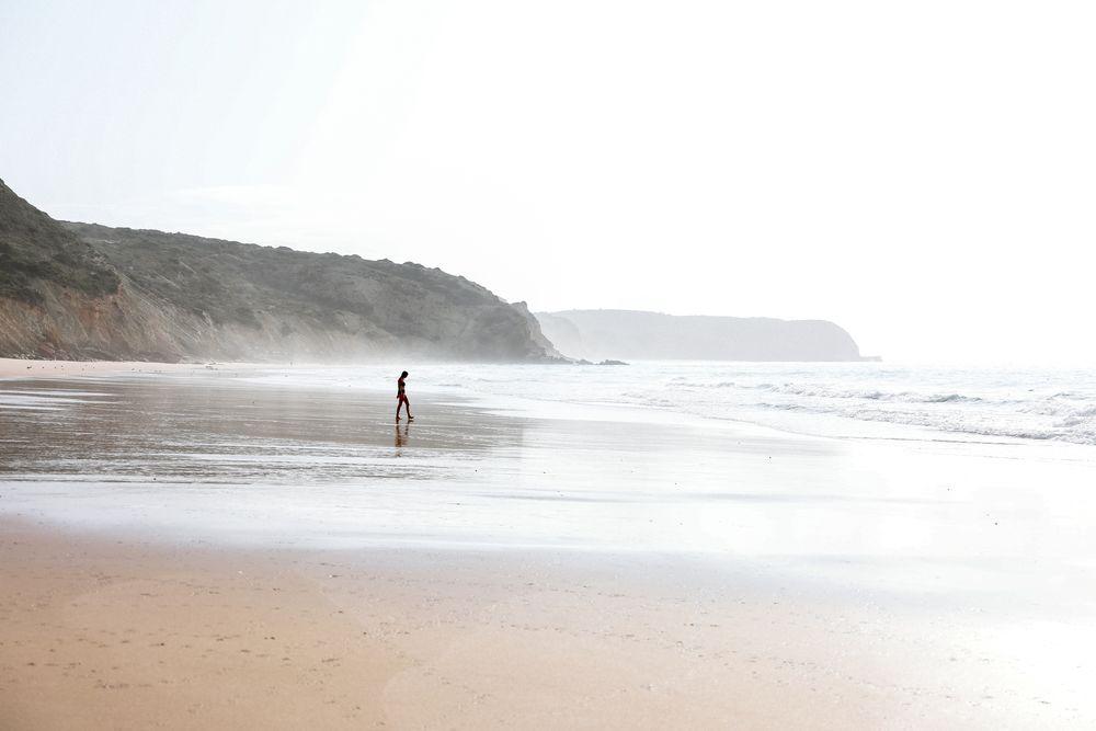 Photo in Landscape #beach #lifestyle #portrait #people #sand #sun #person #nature #day #daylight #seaside #landscape