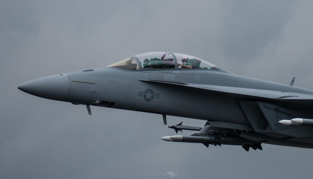 Photo in Vehicle #f18 #jet #aircraft #airshow #takeoff #pilot