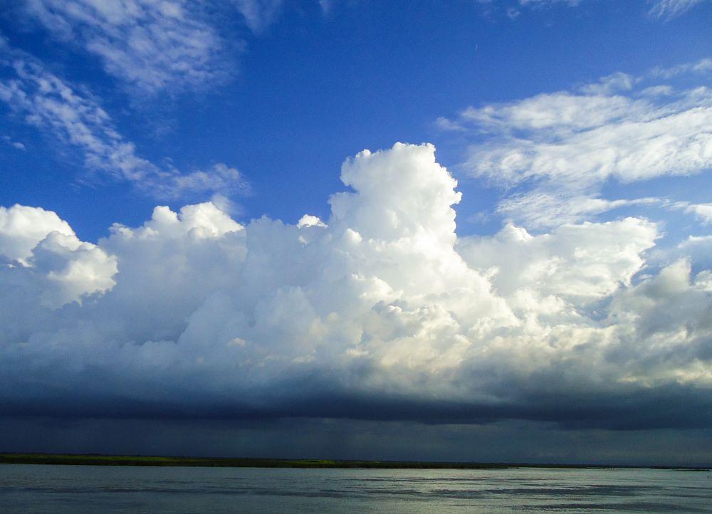 Photo in Landscape #landscape #clouds #sky #nature
