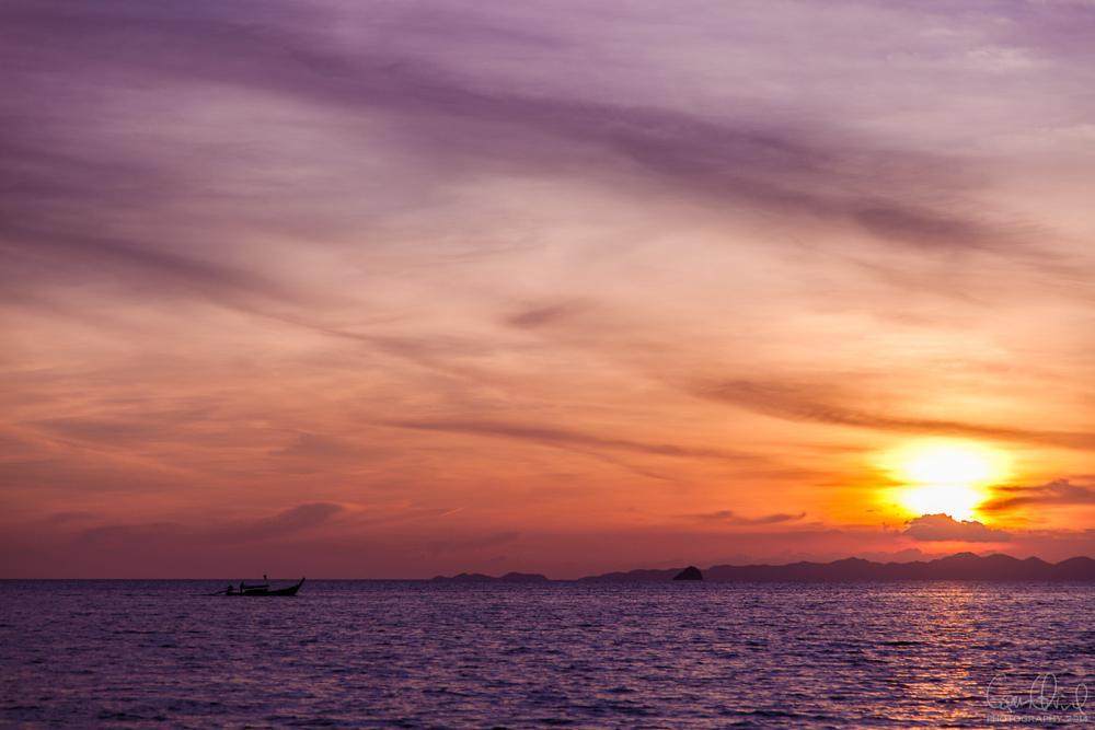 Photo in Travel #long-tail #boat #ao nang #thailand #espen ørud