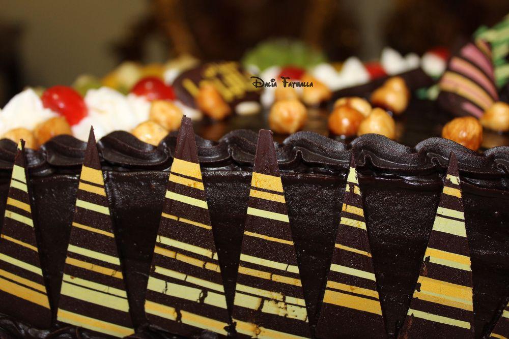 Photo in Food #cake #chocolate #birthday #food