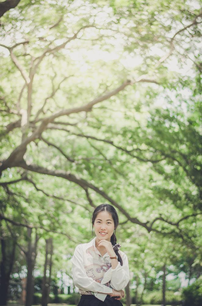 Photo in Portrait #women portrait #fix 50 mm. #pretty girl