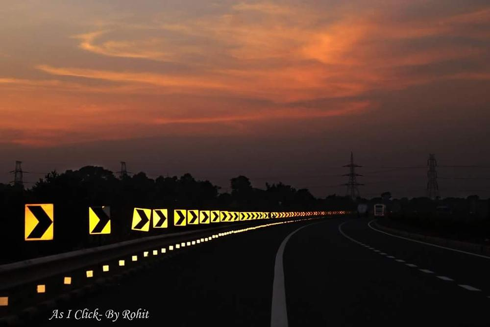 Photo in Street Photography #streetcontest #highway #curves