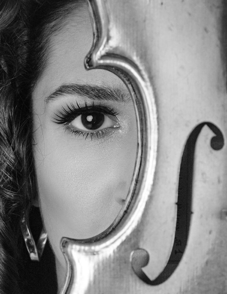 Photo in Random #people #music #woman #eye