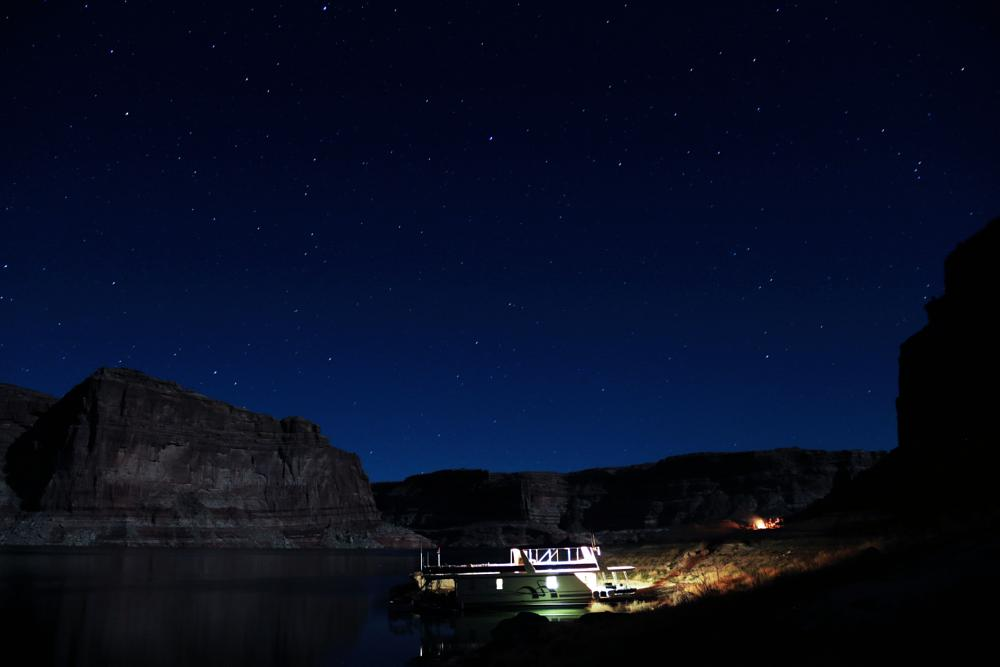 Photo in Astrophotography #powell #nightsky #edited