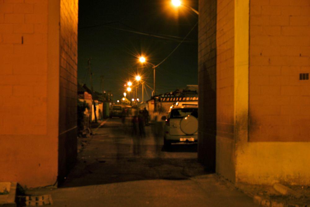 Photo in Urban #night #street #movement