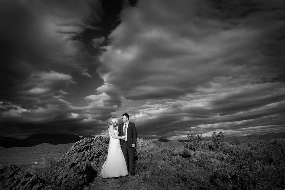 Photo in Wedding #wedding #bride #groom #mono #monotone