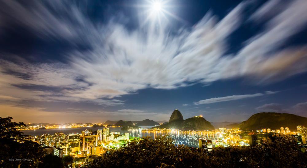 Photo in Landscape #rio de janeiro #pão-de-açúcar