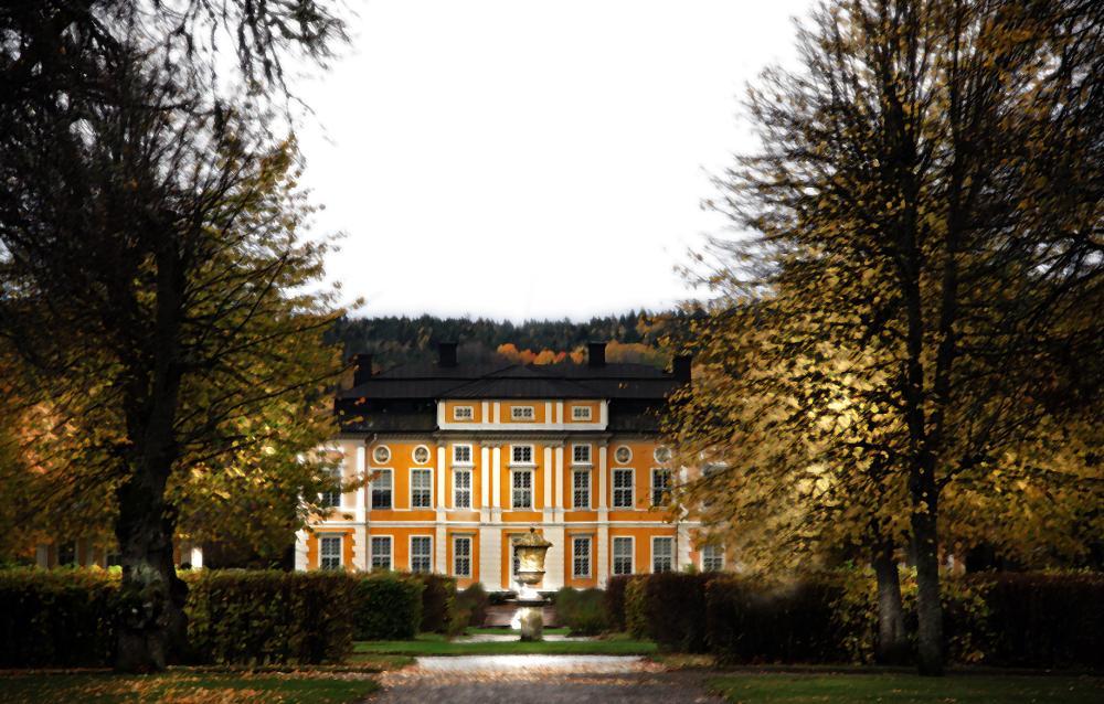 Photo in Abstract #castle #sweden #steninge