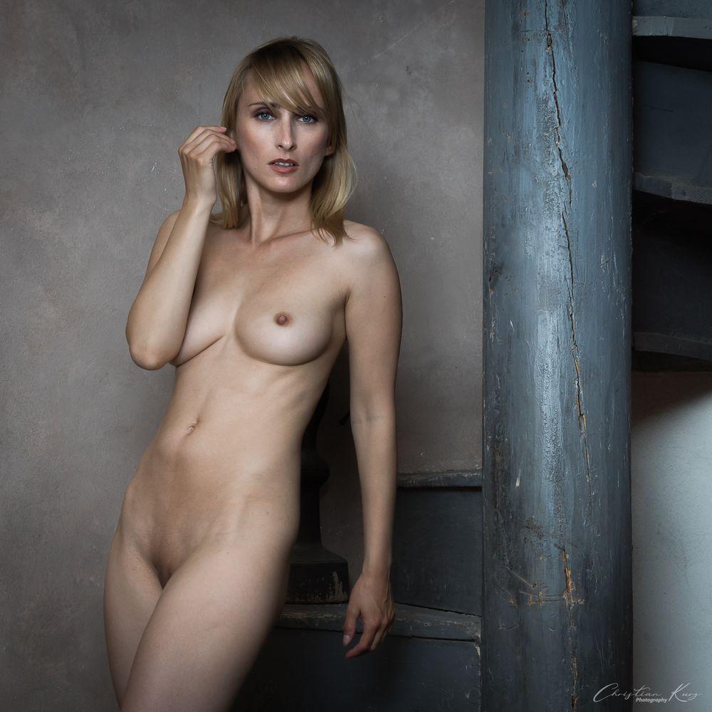Photo in Nude #nude #akt #girl #women #people