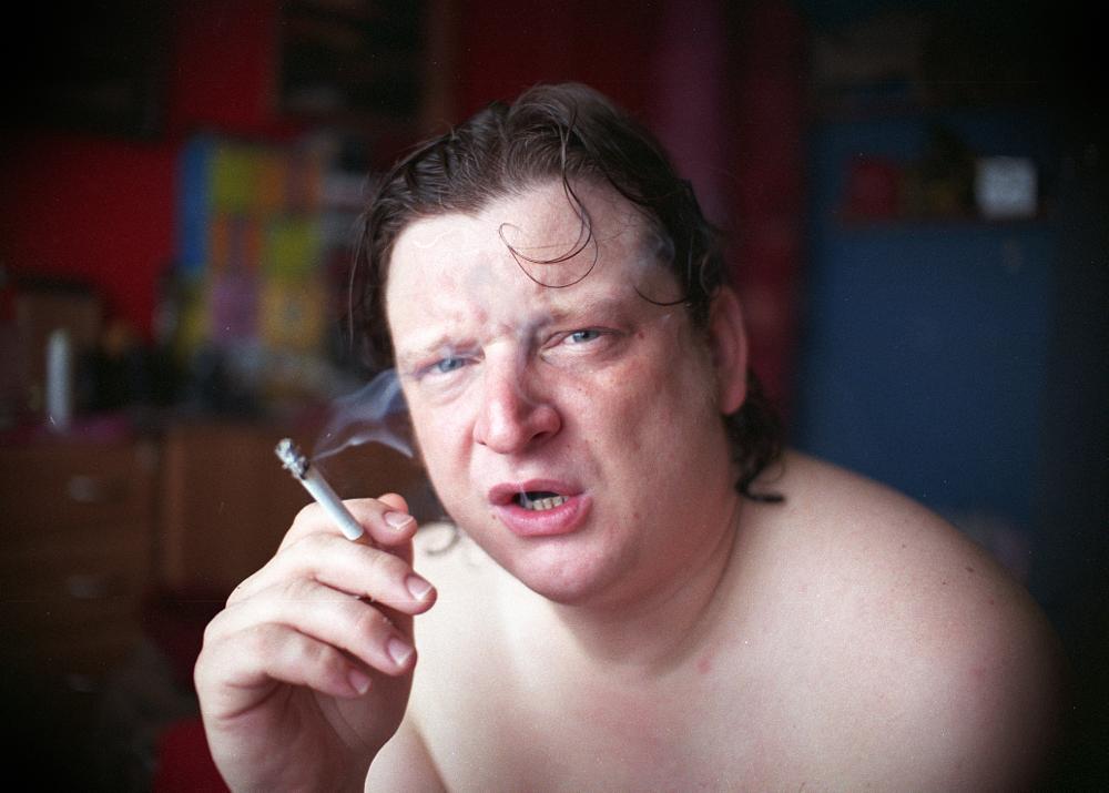 Photo in Portrait #man #cigarette #husband