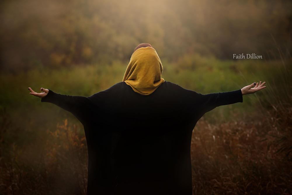 Photo in Portrait #scarf children faith god p