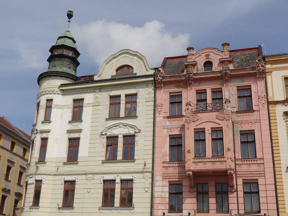 Photo in Architecture #building #architecture #olomouc #old #oldbuilding
