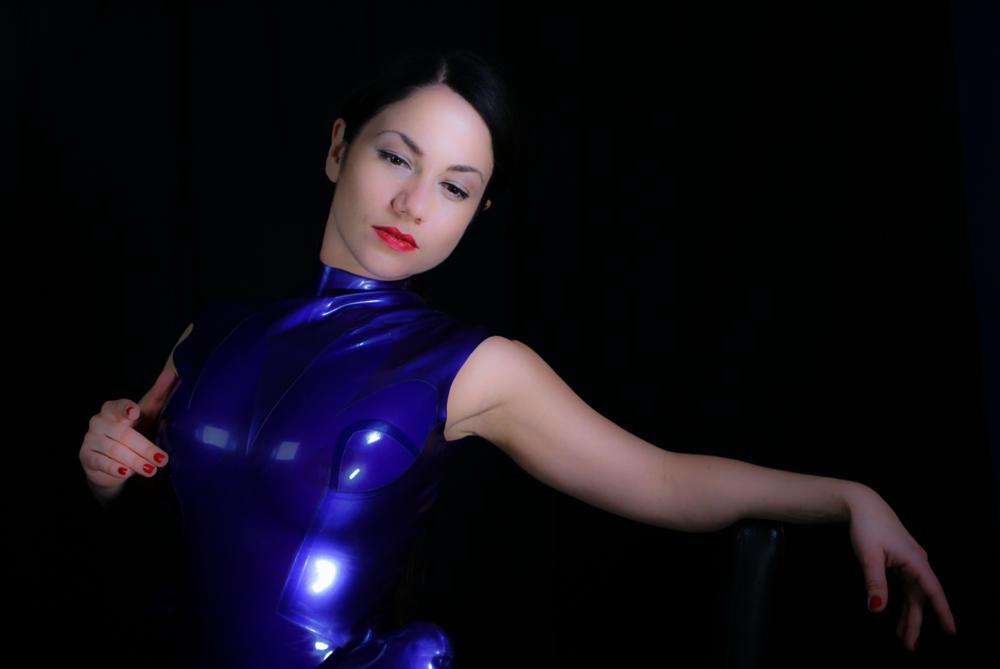 Photo in Fashion #modeling #latex #fetish #ella kros