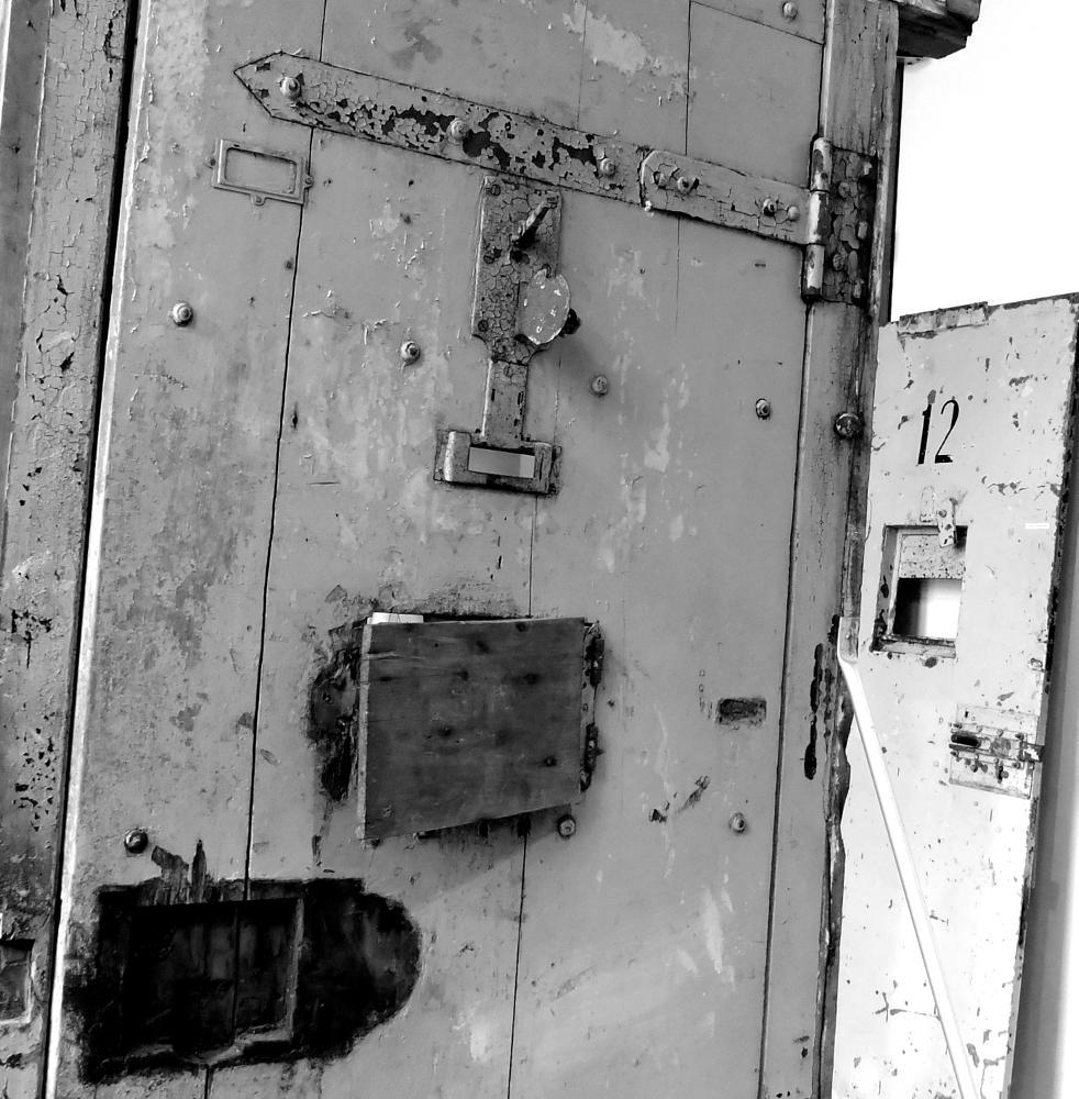 Photo in Journalism #doors #shame #detention #black & white