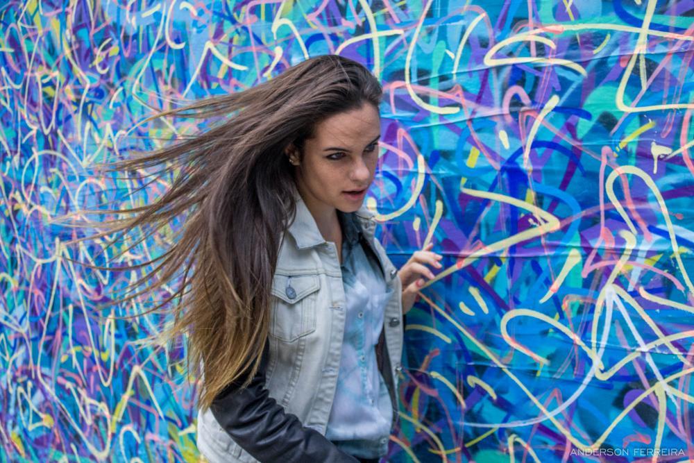 Photo in People #people #portrait #graffiti
